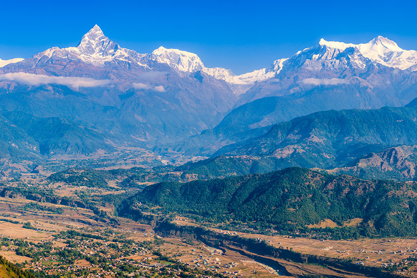 image Nepal Annapurna Machapuchare Pokhara  it