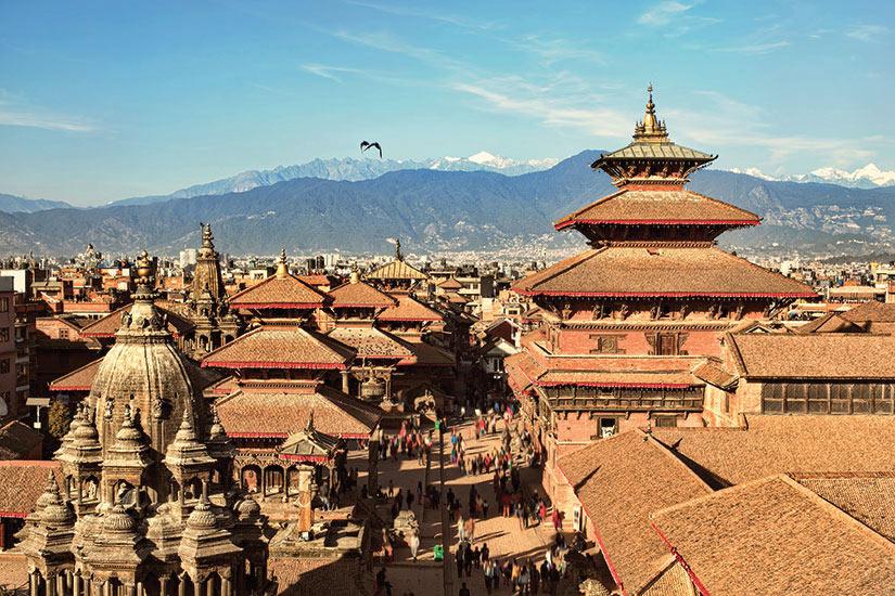 image Nepal Katmandou  fo