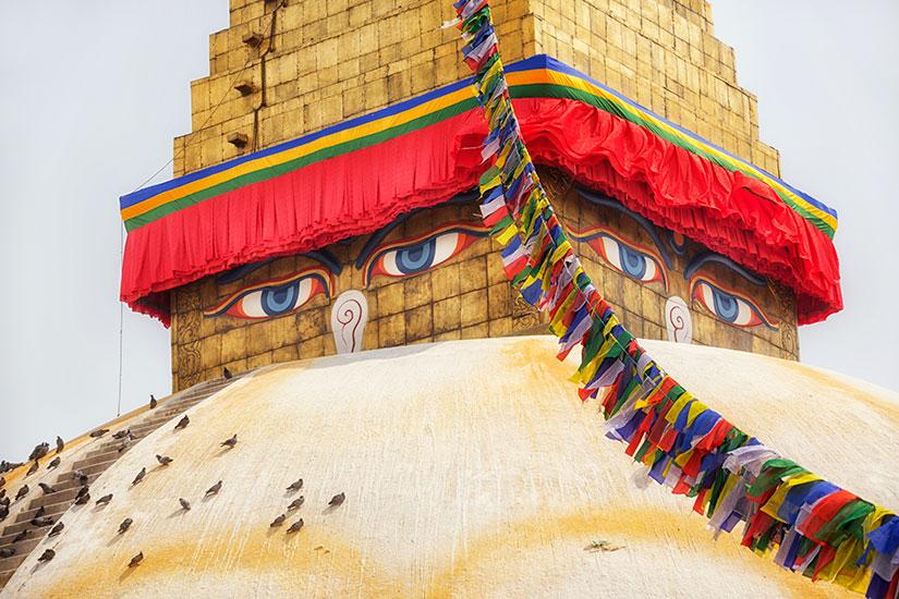 image Nepal Stupa Bodnath  it