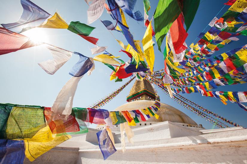 image Nepal bodhnath drapeau yeux sagesse 51 as_72564645