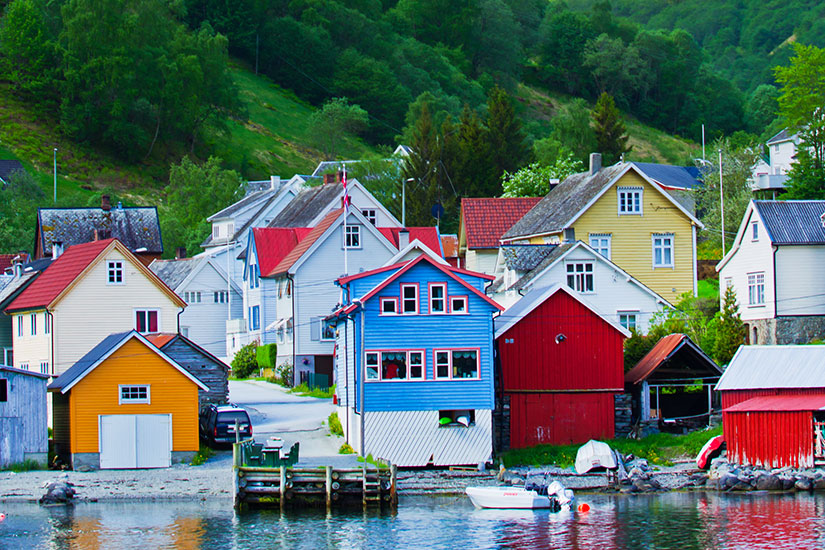 image Norvege Geiranger fjord  it