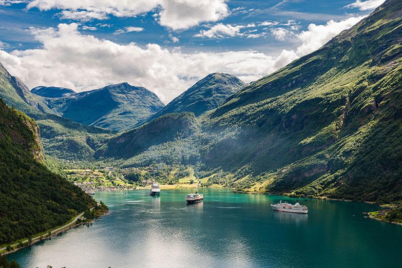 image Norvege Geirangerfjord  it