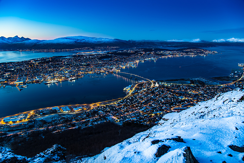 image Norvege tromso  it