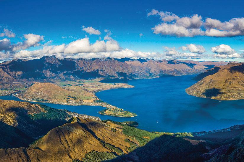 Nouvelle Zélande - Circuit Nouvelle-Zélande, entre Ile Fumante et Ile de Jade