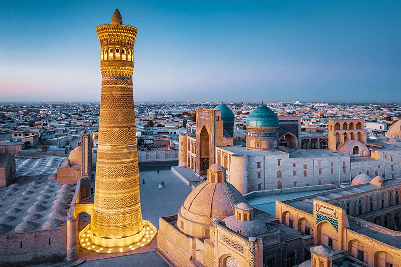 image Ouzbekistan Boukhara Minaret de Kalyan et Medersa Mir i Arab 36 it_1184019772