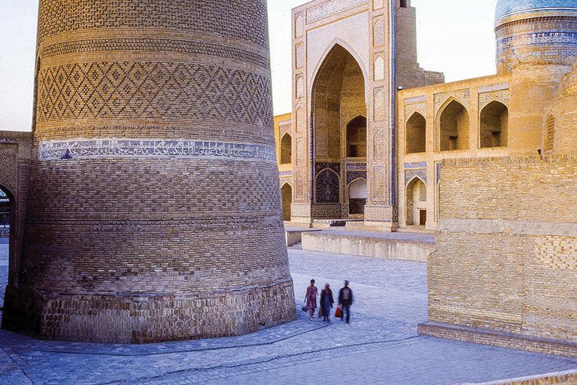 image Ouzbekistan Boukhara Monument  it