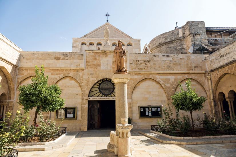 image Palestin bethleem ville eglise nativite jesus christ 06 fo_127028316
