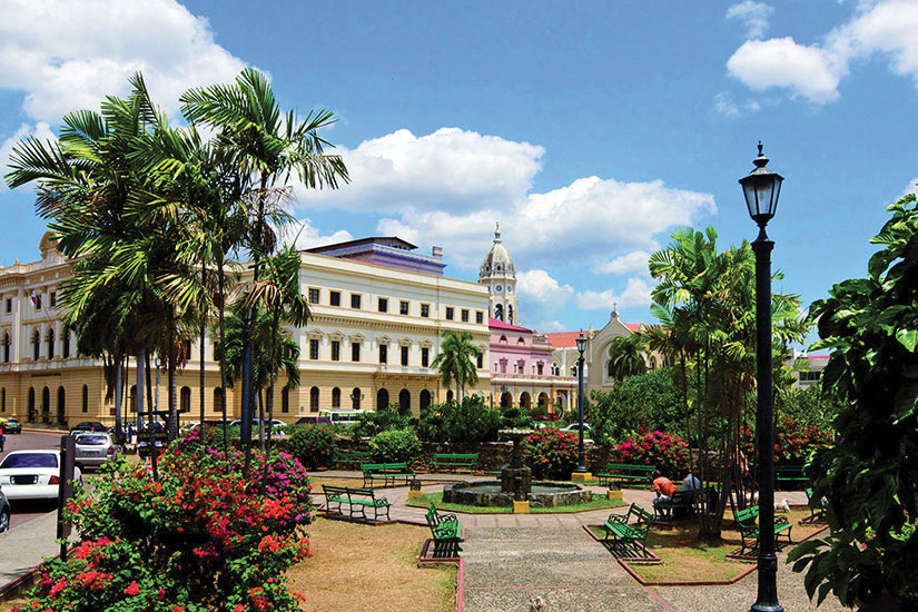 image Panama Panama City Casco Viejo District  it