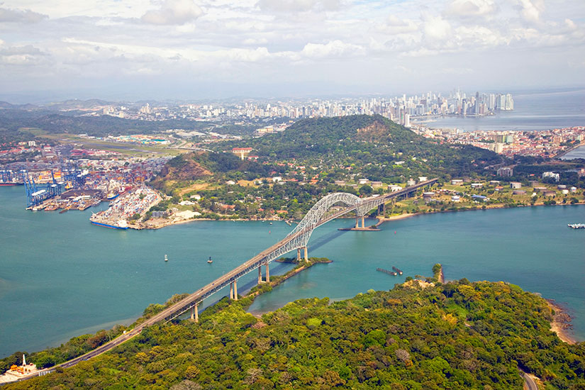 image Panama Panama City Pont Ameriques  it