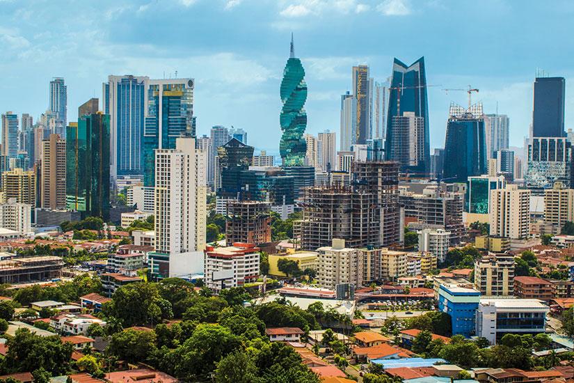 image Panama Panama City centre ville  it