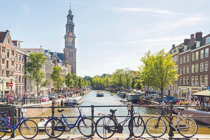 image Pays Bas Amsterdam