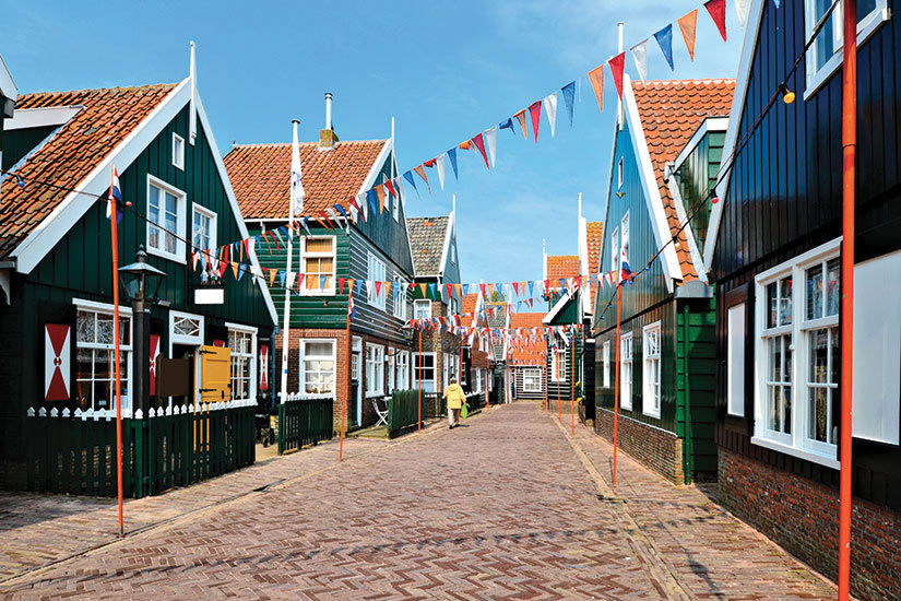 image Pays Bas Marken  fo