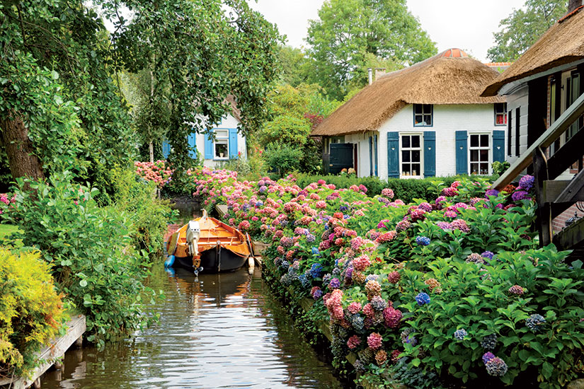 image Pays bas Giethoorn it