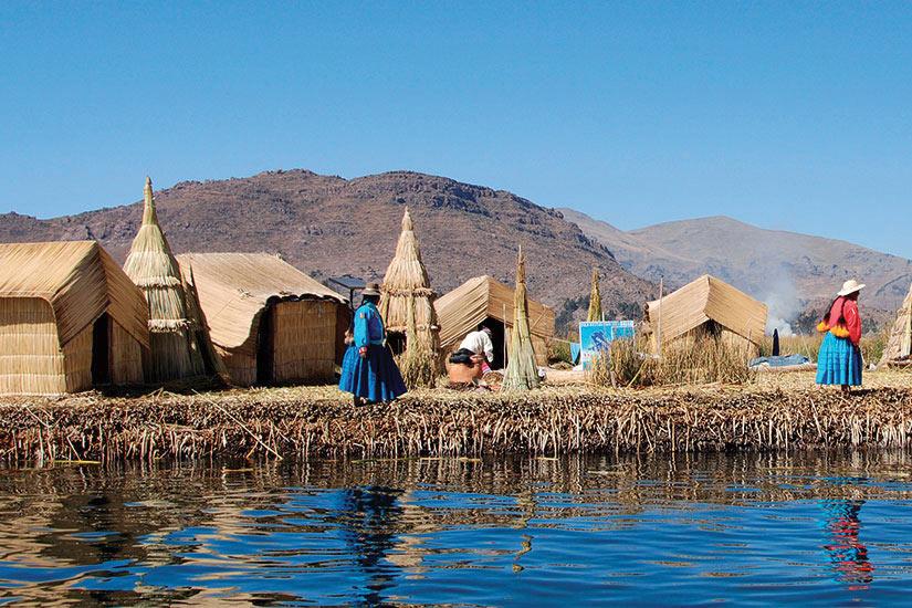 image Perou Titicaca Uros  fo