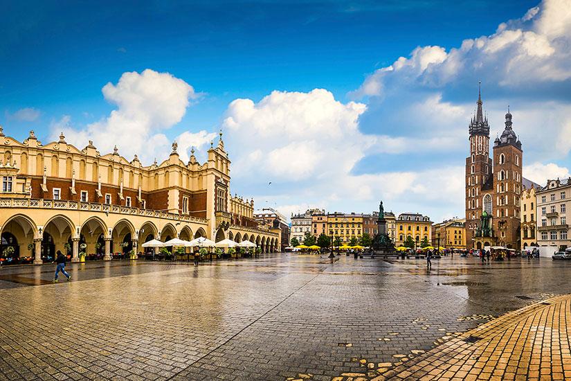 image Pologne Cracovie centre historique  it