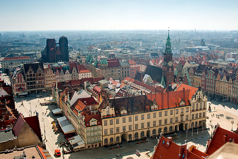 image Pologne Wroclaw Petite ville  it