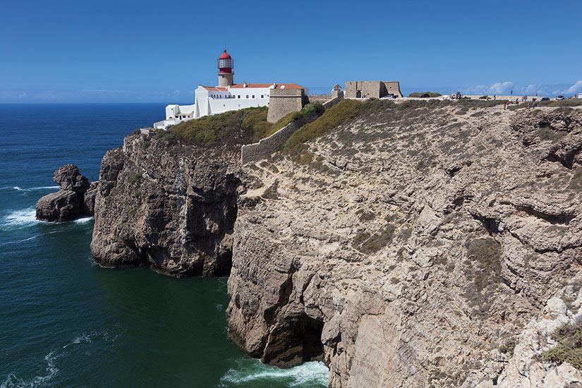 image Portugal Algavre Sagres Phare de Sao Vicente  fo