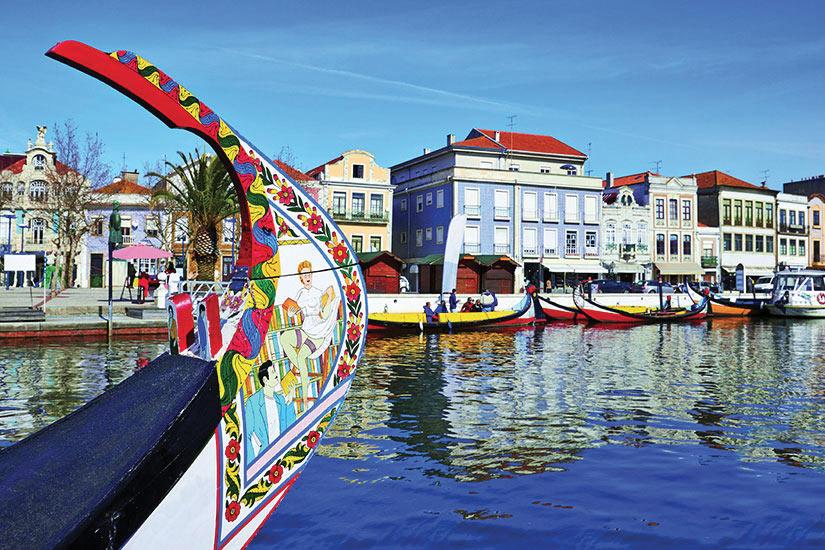 image Portugal Aveiro Vouga Moliceiro  it