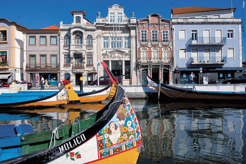 image Portugal Aveiro des beateaux