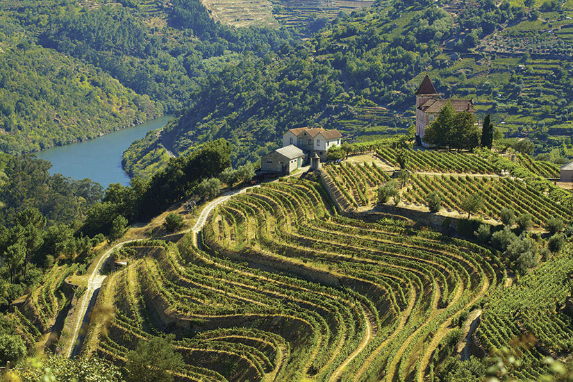 image Portugal Douro river  it