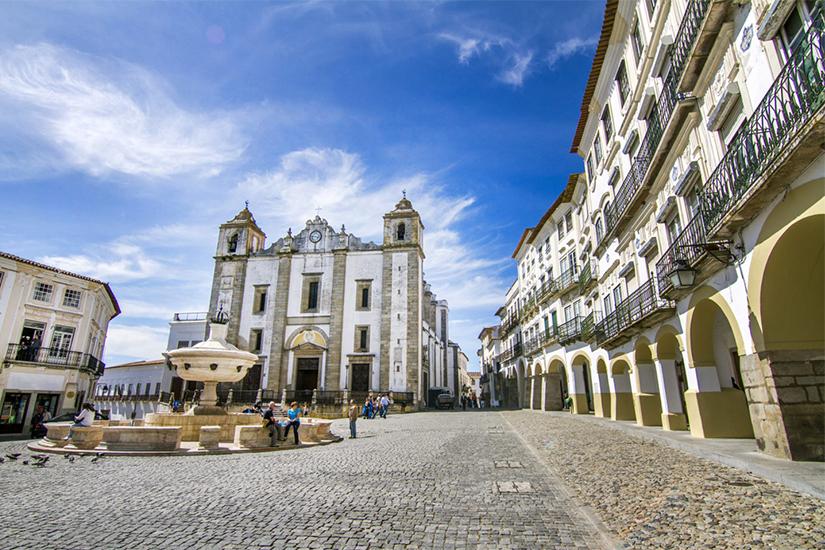 image Portugal Evora