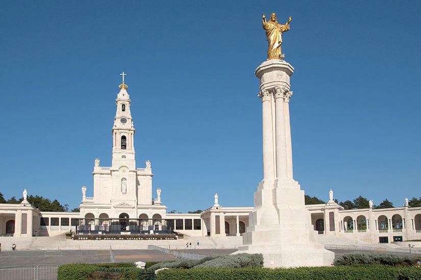image Portugal Fatima Sanctuaire  fo