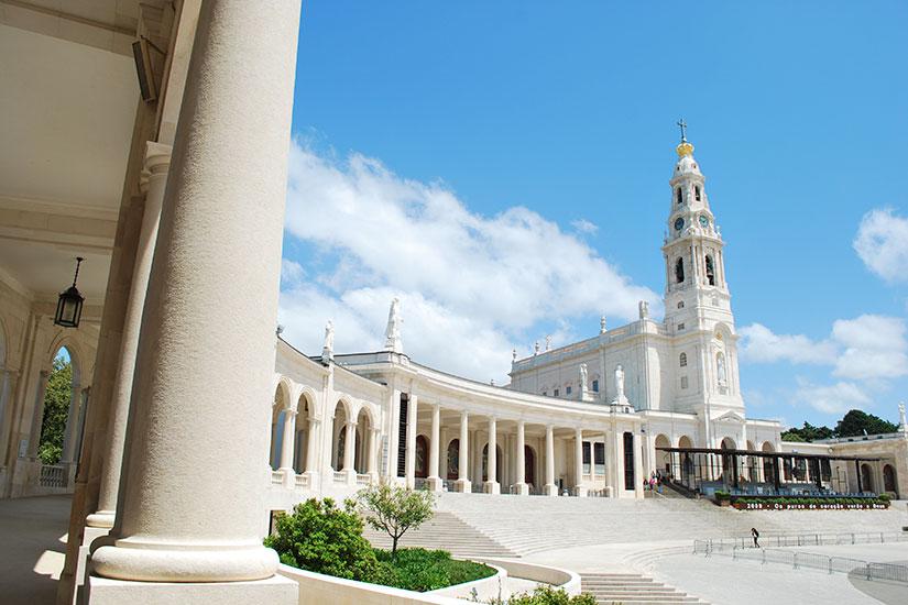 image Portugal Fatima sanctuaire Fatima  fo