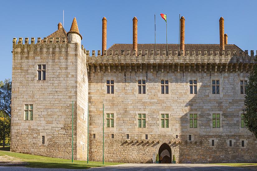 image Portugal Guimaraes Palais des Ducs de Bragance 52 as_234176131