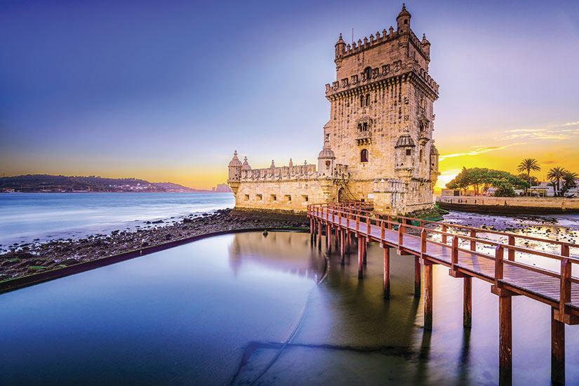 image Portugal Lisbonne Tour de Belem  fo