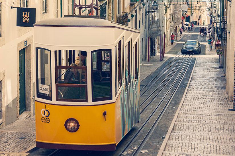 image Portugal Lisbonne Tramway  it