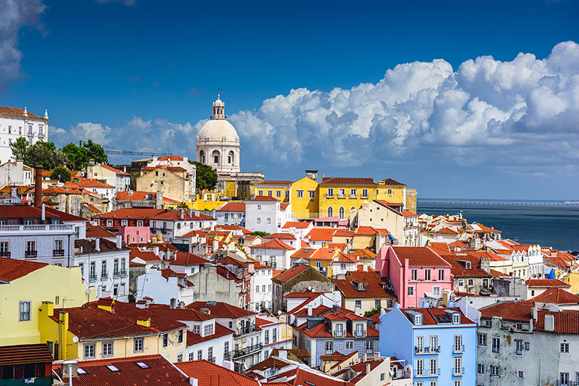 image Portugal Lisbonne panorama  it
