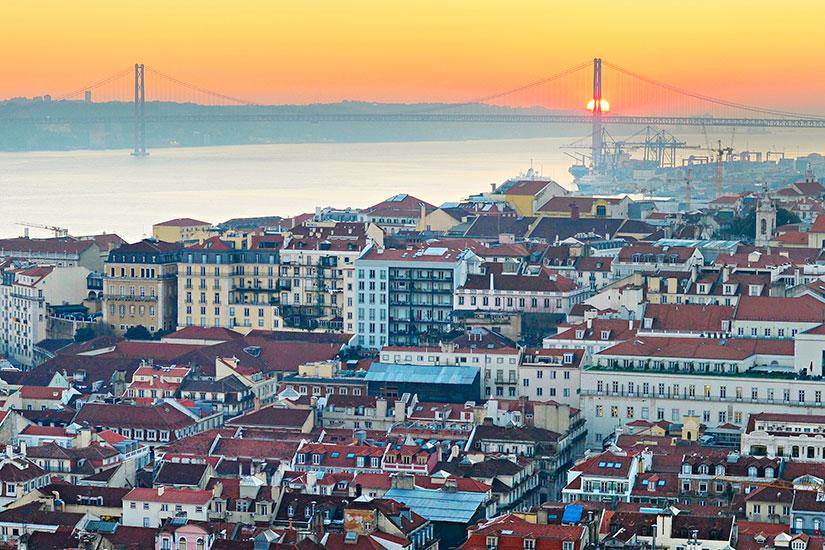 S jour portugal city break lisbonne 4 jours la for Sejour portugal
