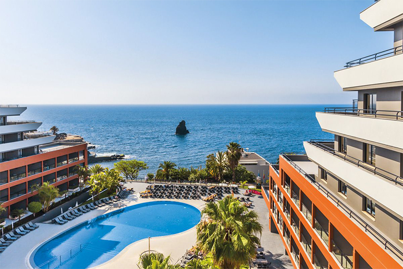 image Portugal Madere Hotel Enotel Lido