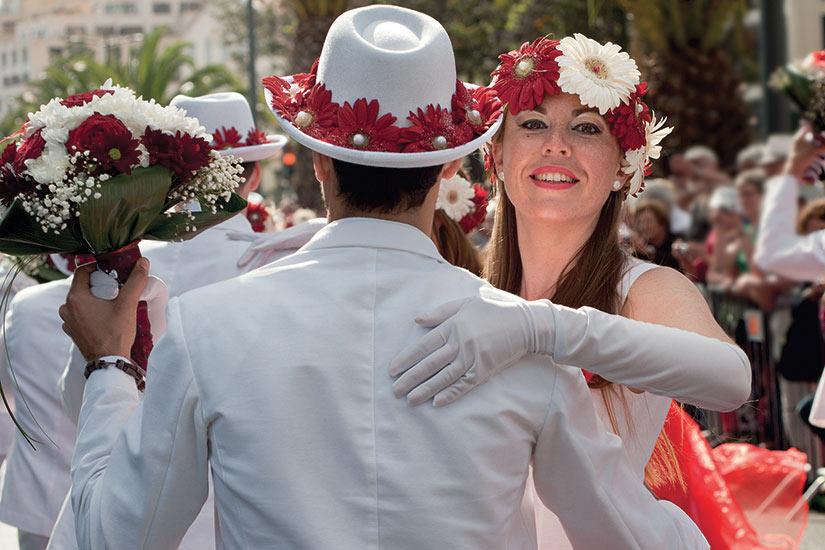 image Portugal Madere festival de fleurs  it