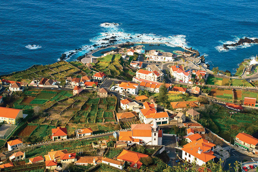 image Portugal Madere island Porto Moniz  fo