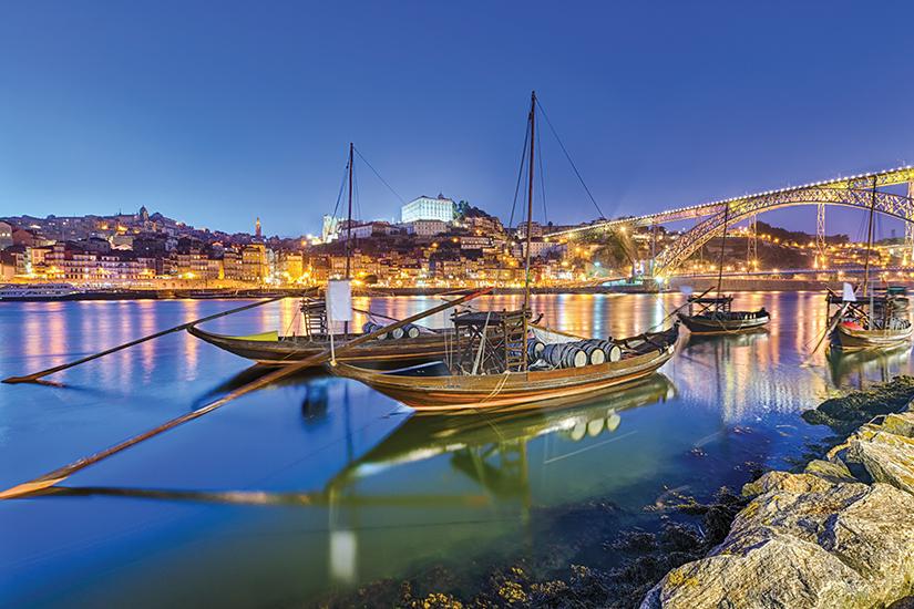 image Portugal Porto Bateau traditionnel Rabelo 51 as_55214847