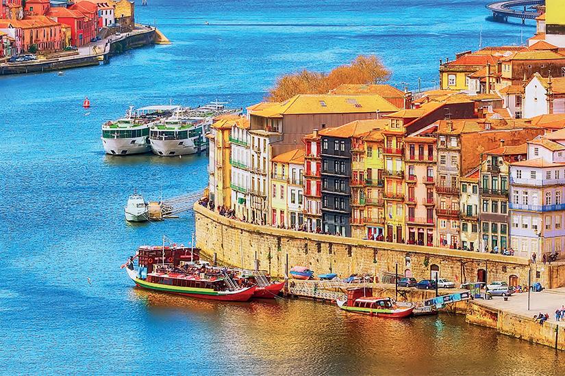 image Portugal Porto Riviere douro et bateaux 13 as_214081818