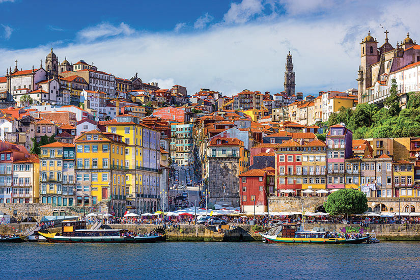 image Portugal Porto vieux ville  fo