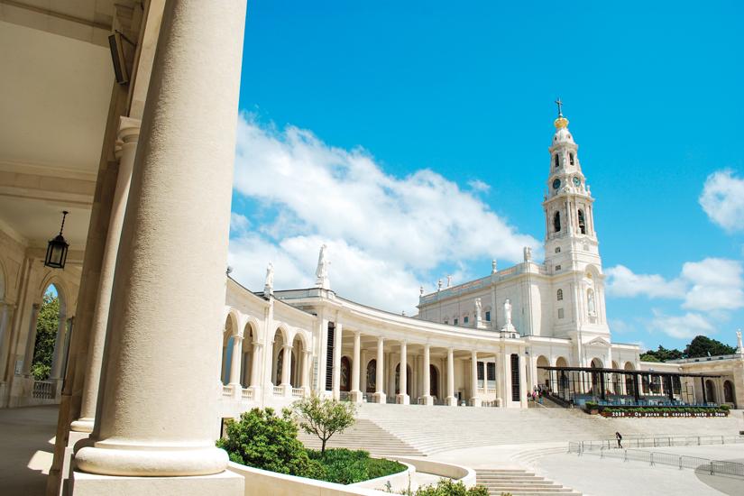 image Portugal fatima vue sanctuaire basilique 19 fo_14242999