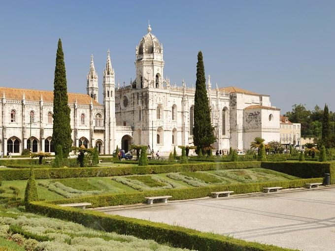 image Portugal lisbonne monastere des hieronymites