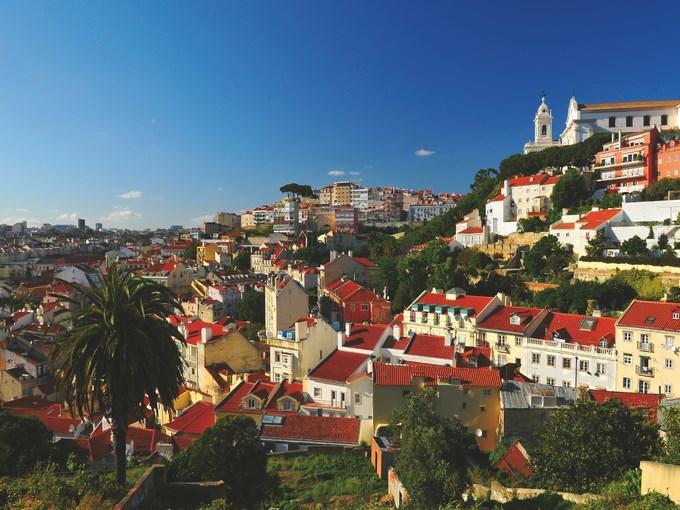 image Portugal lisbonne vue ensemble