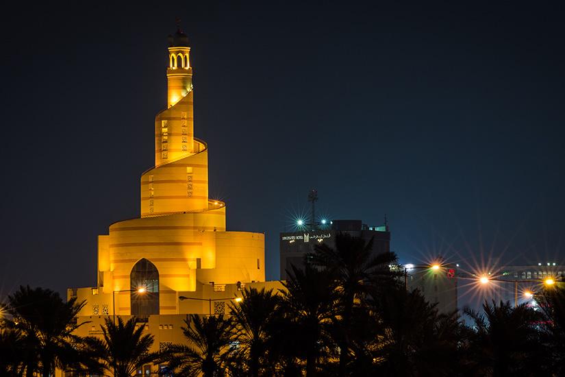 image Quatar doha mosquee fanar 01 as_127473535