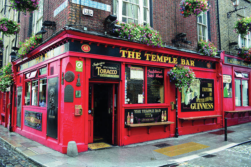 image Republique Irlande Dublin Temple Bar  it