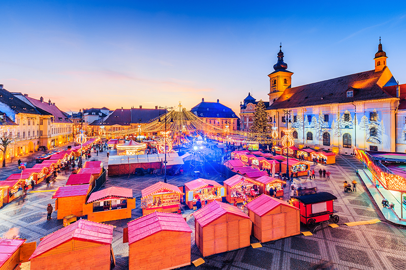 image Roumanie Sibiu Marche de Noel 20 as_184292649
