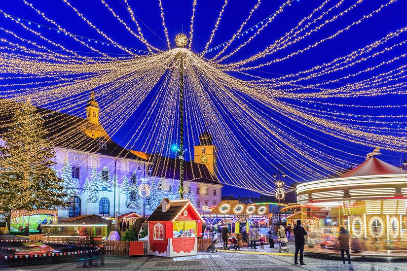 image Roumanie Sibiu Marche de Noel 21 as_184292737