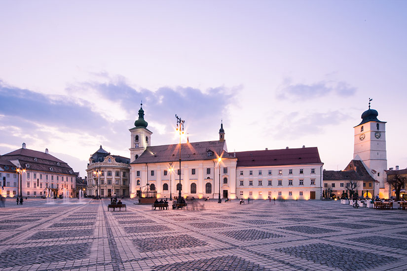 image Roumanie Sibiu great place  fo