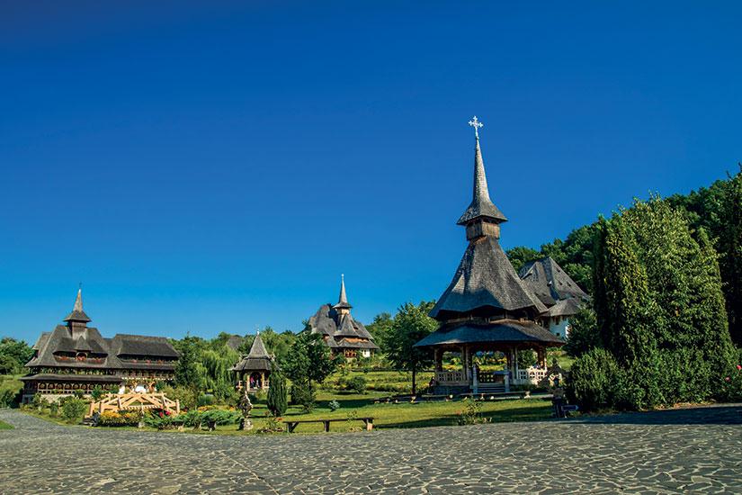 image Roumanie barsana monastere maramures  it