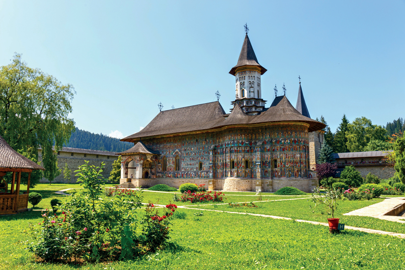 image Roumanie moldavie suceava monastere orthodoxe 36 fo_92397676