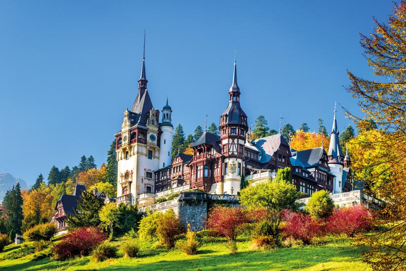 image Roumanie sinaia chateau peles 17 fo_85867621