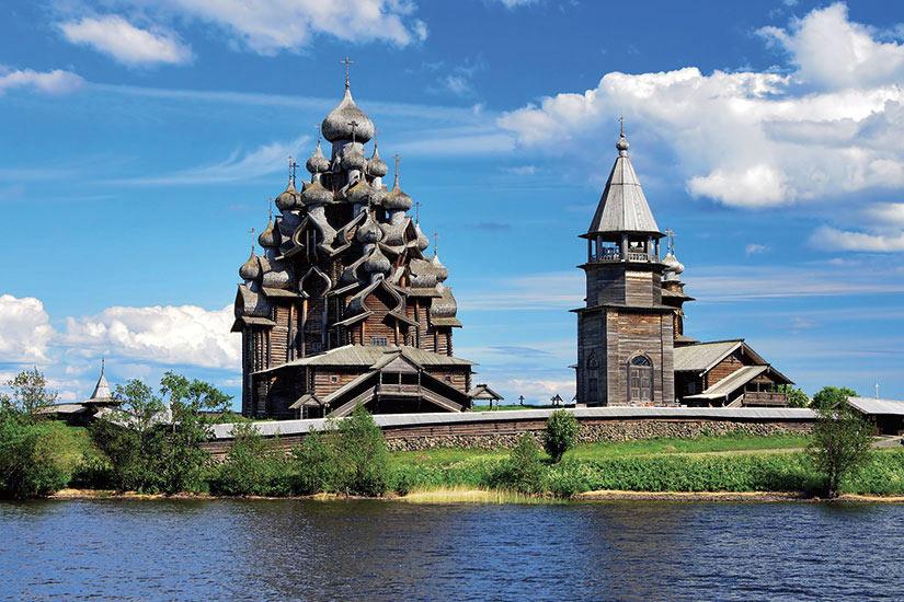 image Russie Ile Kiji Eglises  it